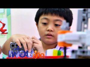 Video เพื่อนคู่คิด แบงค์กรุงเทพ Raise Genius School สอนประดิษฐ์หุ่นยนต์