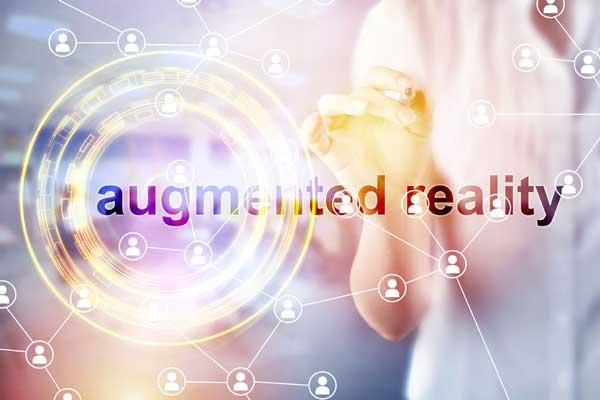 Augmented reality ช่วยในการสอนหุ่นยนต์