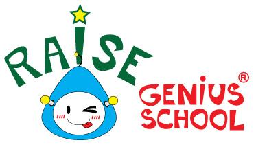 Big Logo Raise Genius School