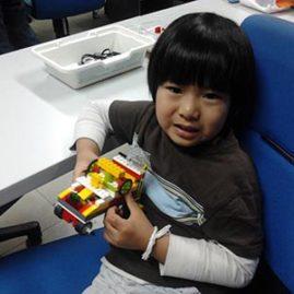 Gen Lego Robot Show (En)