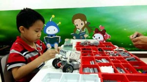 Raise Genius School Full Decorate franchise open mint village branch 3