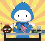 raise_robot_Maker_png