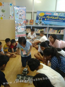 special activities for Dipangkorn Rasmijoti's Library 2