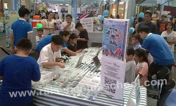 raise lego workshop kids world at central rama2 pic3