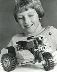 ตัวต่อเลโก้ lego-technic