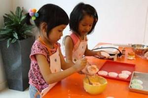 ปิดเทอมเรียน ทำอาหาร cooking-girl