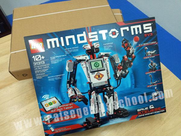 ่ขาย Lego Mindstorm Ev3 Home Set มาแล้วนะครับ มีจำนวนจำกัดครับ