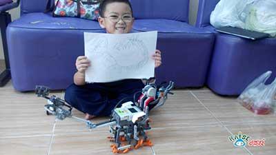 cern lego robot 4