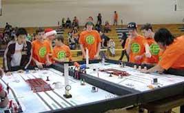 fll แข่งขันหุ่นยนต์ 1