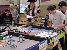 fl แข่งขันหุ่นยนต์ 4
