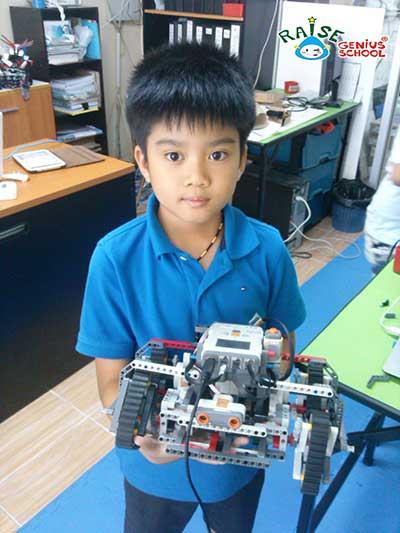 mark lego nxt robot 2