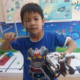 PIK Lego Robot show