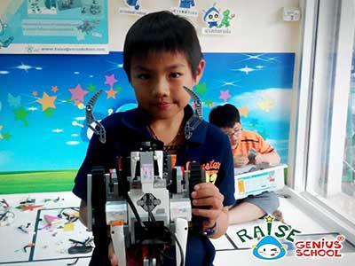 ten lego ev3 robot2