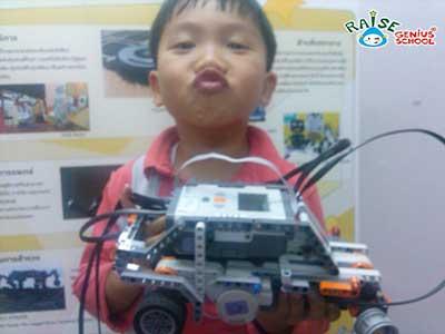 tonkla lego robot 1