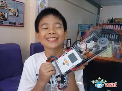 tun lego nxt robot2