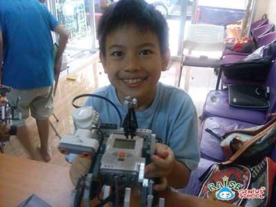 tun lego nxt robot 3