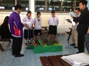 Present แข่งหุ่นยนต์ 3
