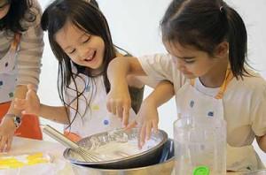 กิจกรรมปิดเทอม 6 เรียนทำอาหาร