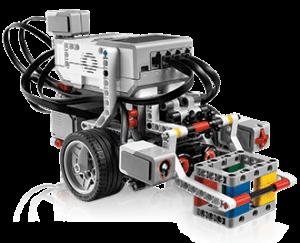 robot-ev3 lego mindstorm2 web