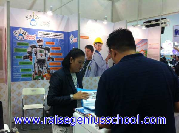 raisegenius franchise FLAsia Singapore 2016