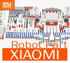 xiaomi robot part set toy block