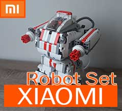 xiaomi robot set toy block
