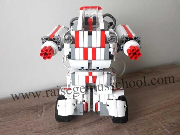 Raise Genius School Xiaomi toy block หุ่นยนต์อัจฉริยะ คล้ายเลโก้ mindstorm ( เลโก้จีน )
