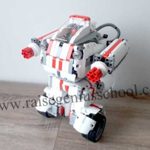 xiaomi toy block robot set raisegeniusschool ใกล้เคียงเลโก้ (lego mindstorm Ev3,Nxt)