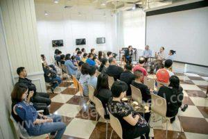 โครงการเพื่อสังคม กิจกรรม Raise Robot ครั้งที่ 10 @ หอสมุดเมือง 3 กันยายน พ.ค. 2560