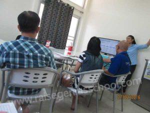 โครงการเพื่อสังคม กิจกรรม Workshop Mind Map1 @ สถาบันเรส จีเนียสสคูล สำนักงานใหญ่ เพชรเกษม ก.พ. 2559