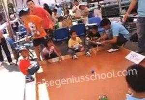 RaiseGenius ออกงานวันเด็ก ทำเนียบรัฐบาล 2012 เพื่อสังคม