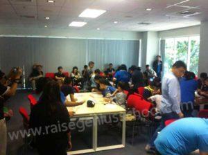 ภาพกิจกรรม Raise เพื่อสังคม Social Project ในงานวันเด็ก