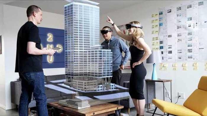 ใช้ AR VR ในงาน สถาปัตยกรรม