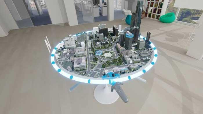 อาชีพนักออกแบบผังเมือง แห่งอนาคต โดยใช้เทคโนโลยี VR Virtual Reality มาช่วย