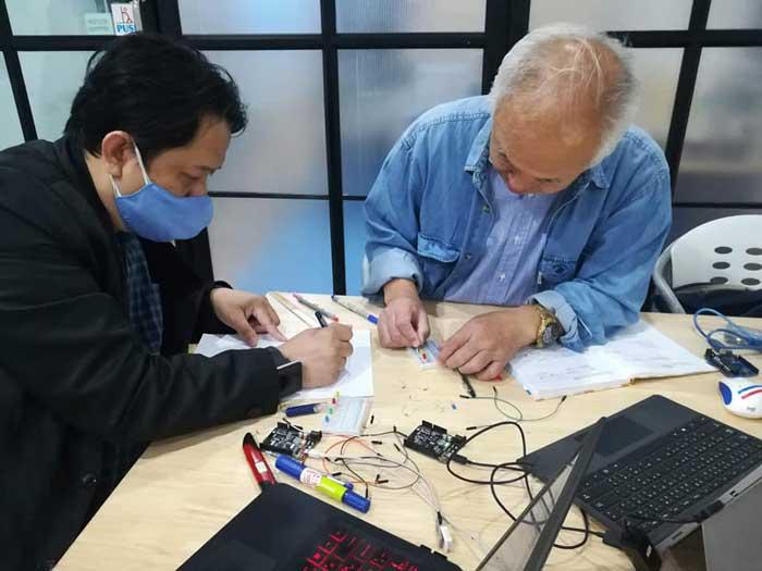 อบรม Reskill Newskill Course Arduino สำหรับผู้ใหญ่